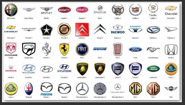 Marcas de coche toda la actualidad del motor for Marcas de coches